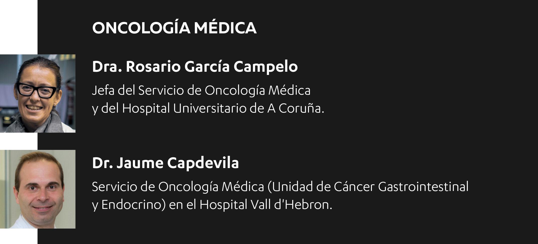 expertos oncología